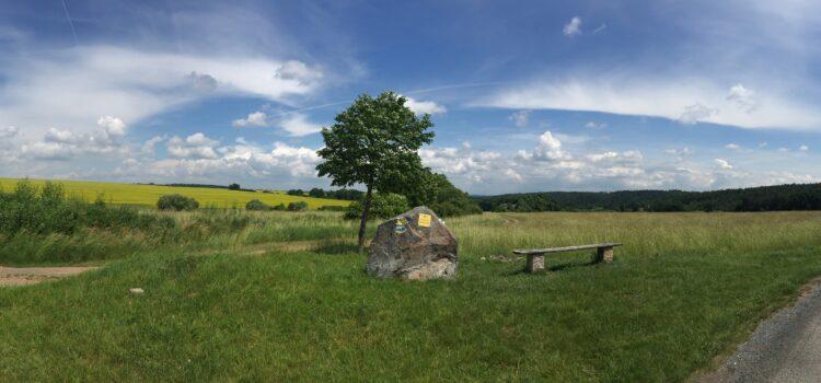 Pomník na počest bitvy o Líšnici, která se nikdy nestala