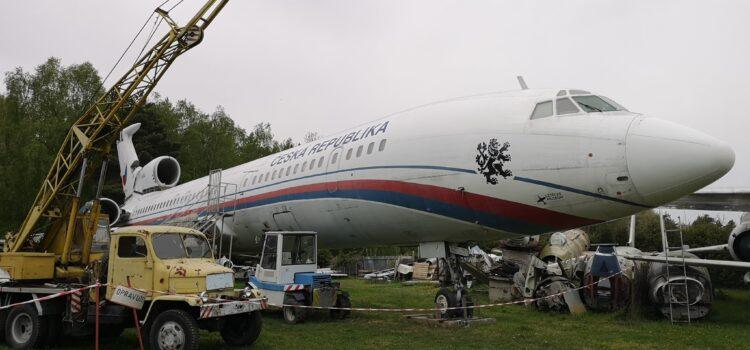Svět je malý – Air Park Zruč u Plzně | Sbírka letecké a vojenské techniky