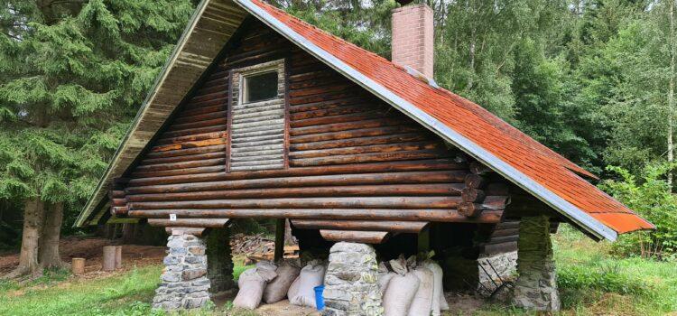 Skelná huť pod Třemšínem