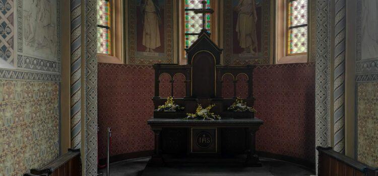 Kaple sv. Jana Křtitele ve Všenorech