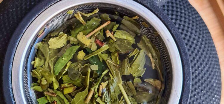 LUNG JING XI HU – zelený čaj